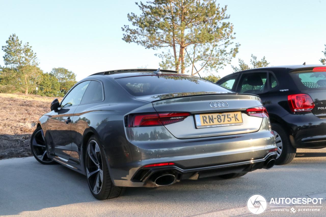 Audi RS5 B9 - 9 July 2019 - Autogespot