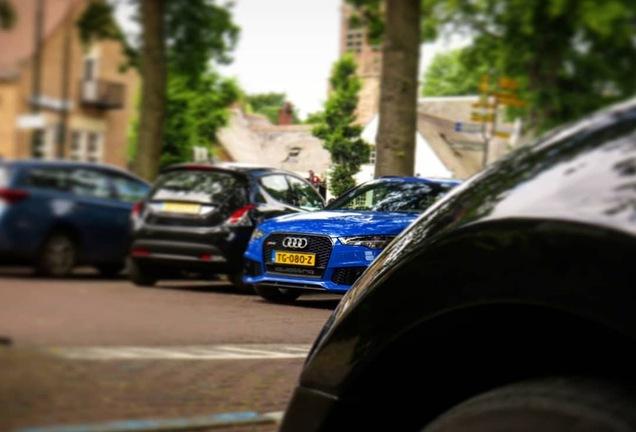 Audi RS6 Avant C7 2015 Nogaro Edition