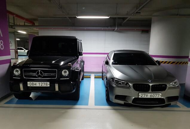 BMW M5 F10 2014