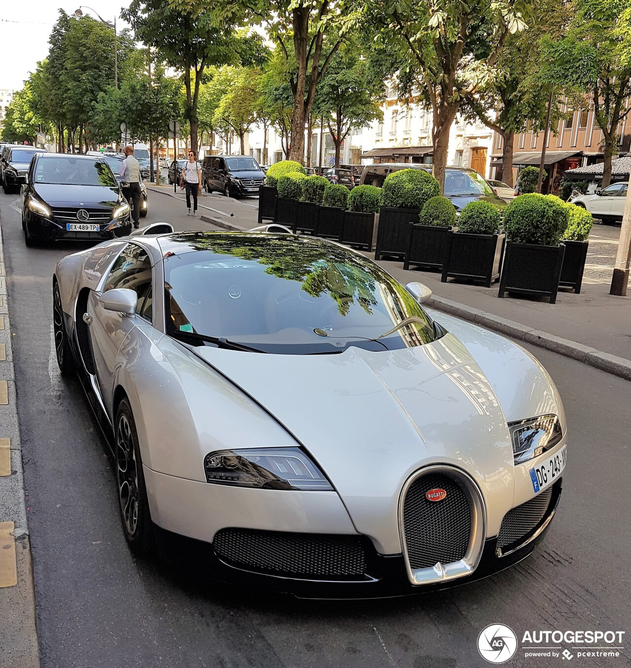 Bugatti Veyron Grand Sport 16 4 Open Top: Bugatti Veyron 16.4 Grand Sport