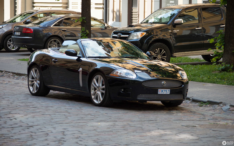 Jaguar XKR Convertible 2006 - 10 July 2019 - Autogespot