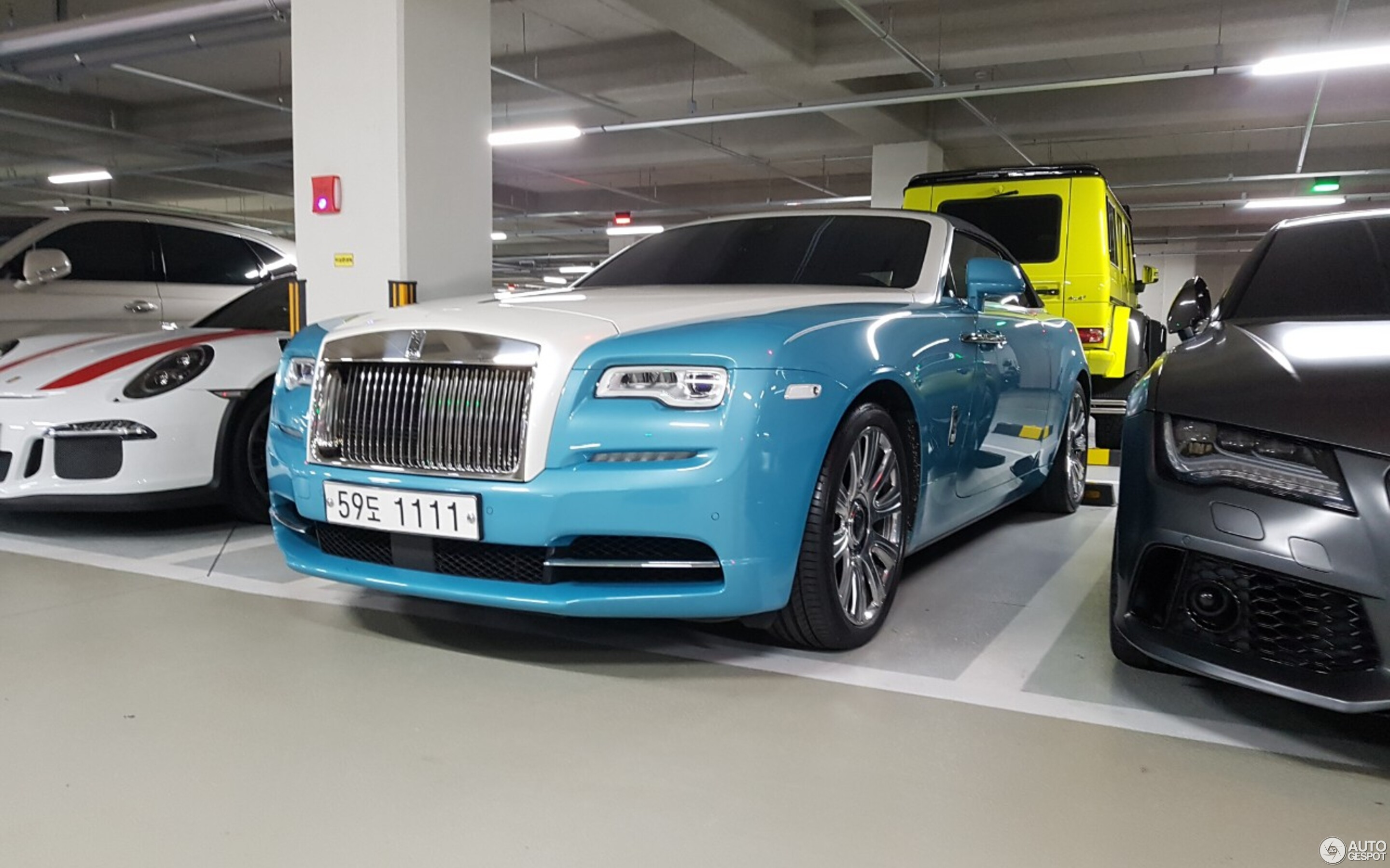 Rolls-Royce Dawn Cheongdam Edition