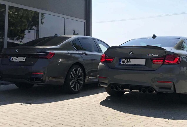 BMW M760Li xDrive 2019