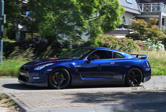 Nissan GT-R Switzer E1k 2011