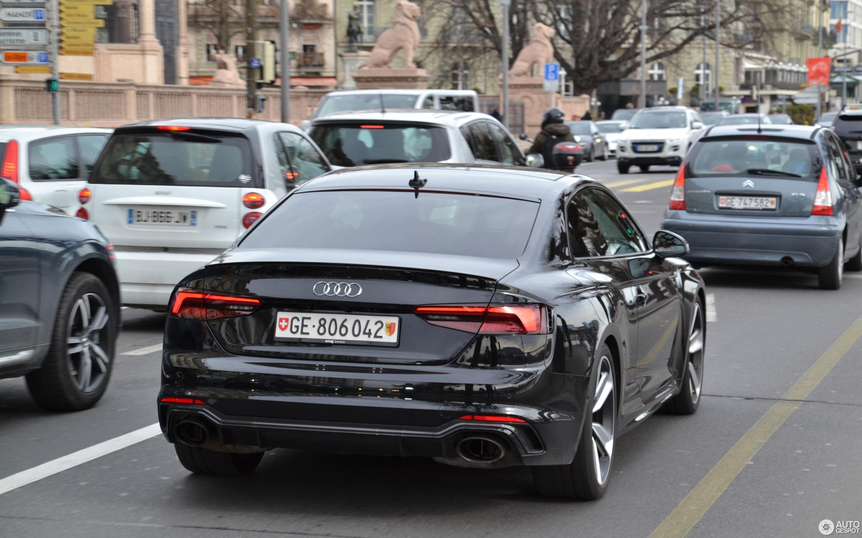 Audi RS5 B9 - 11 July 2019 - Autogespot