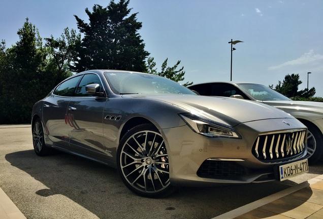 Maserati Quattroporte Diesel GranLusso 2018