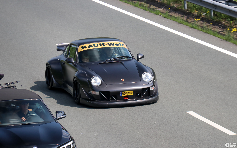 Porsche Rauh-Welt Begriff 993
