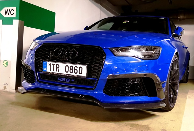 Audi ABT RS6 Plus Avant C7 2015 Nogaro Edition