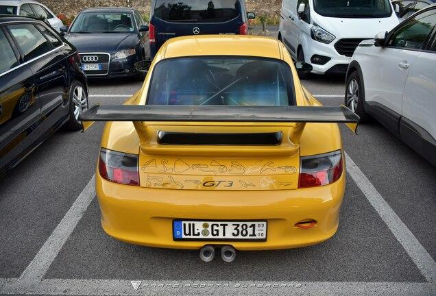 Porsche Manthey 996 GT3 MkII M440