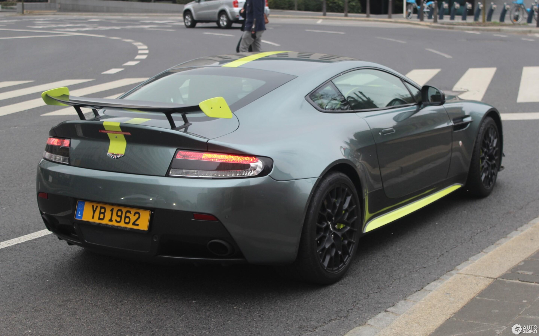 Aston Martin V12 Vantage S AMR