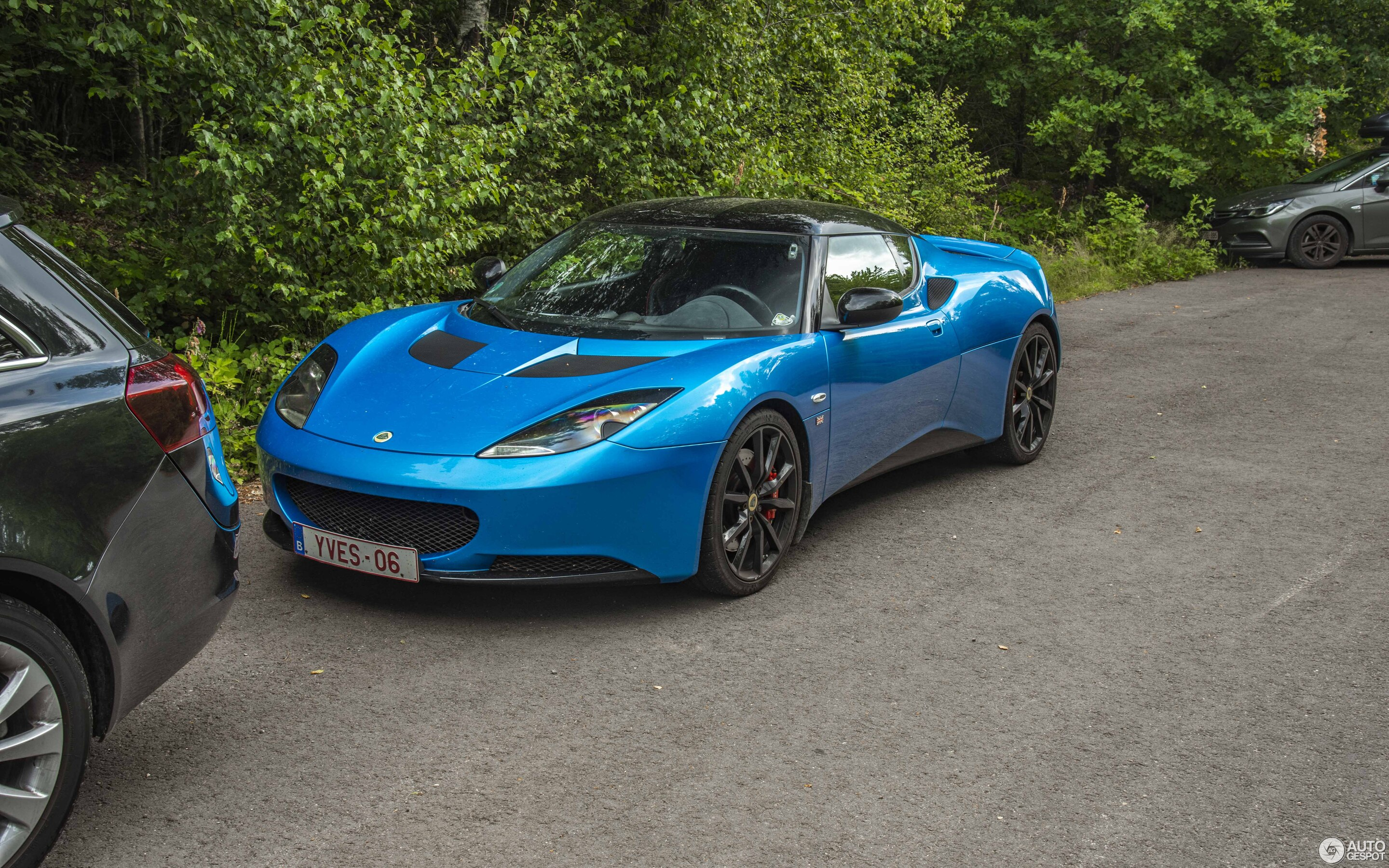 Lotus Evora S Sports Racer