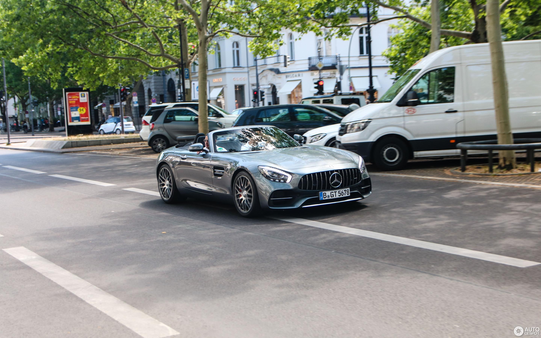 Mercedes-AMG GT S Roadster R190