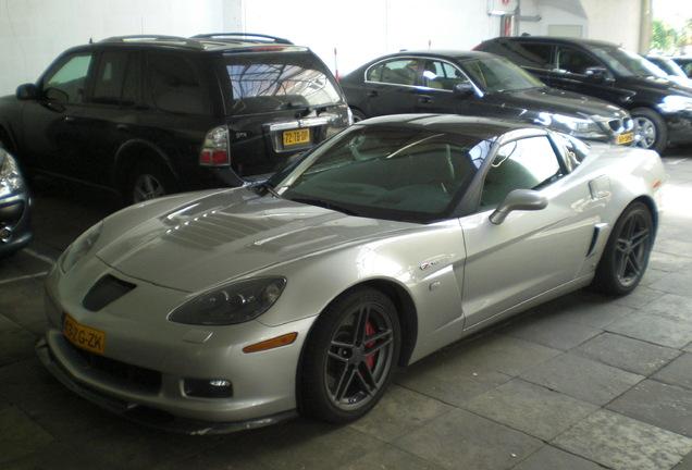 Chevrolet Corvette C6 Z06 APP Racing