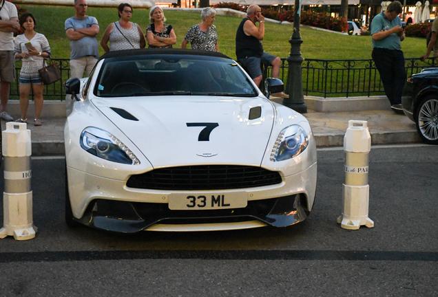 Aston Martin Vanquish Volante 2015 Carbon White Edition
