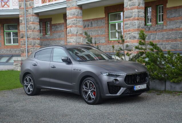 Maserati Levante S GranSport 2019 Vulcano Limited Edition