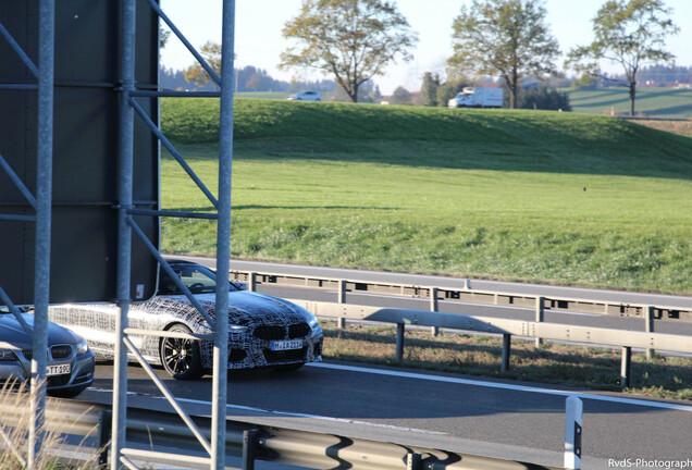 BMW M8 G14 Cabriolet