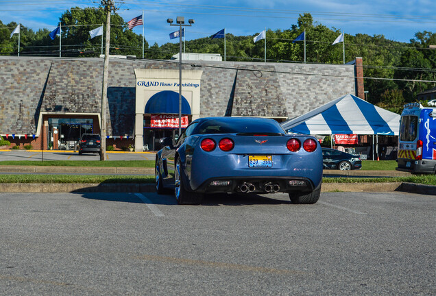 Chevrolet Corvette C6 Grand Sport