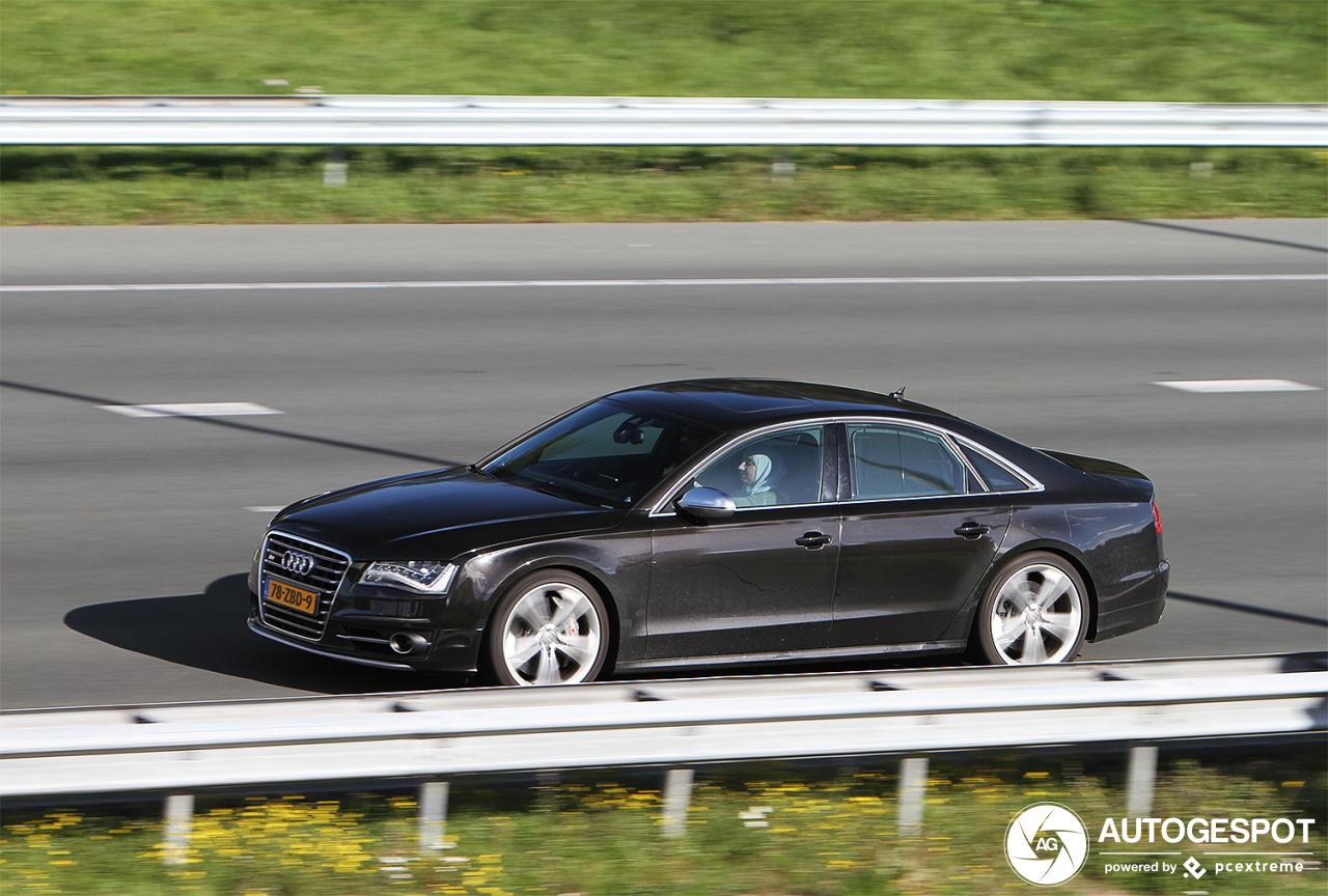 Audi S8 D4 - 16 July 2019 - Autogespot