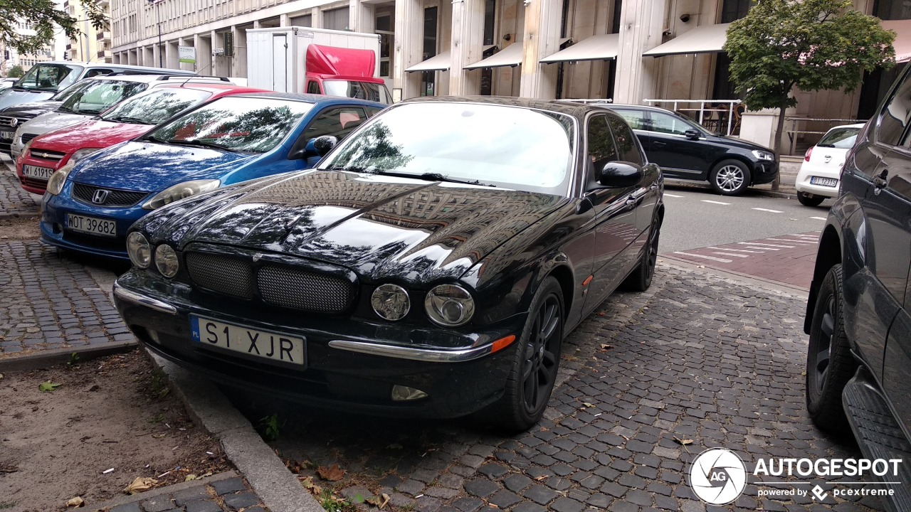 Jaguar XJR - 16 Juli 2019 - Autogespot