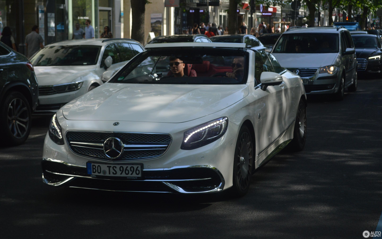 Mercedes-Maybach S 650 A217