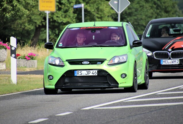 Ford Focus RS 2009 400 Revo Technik
