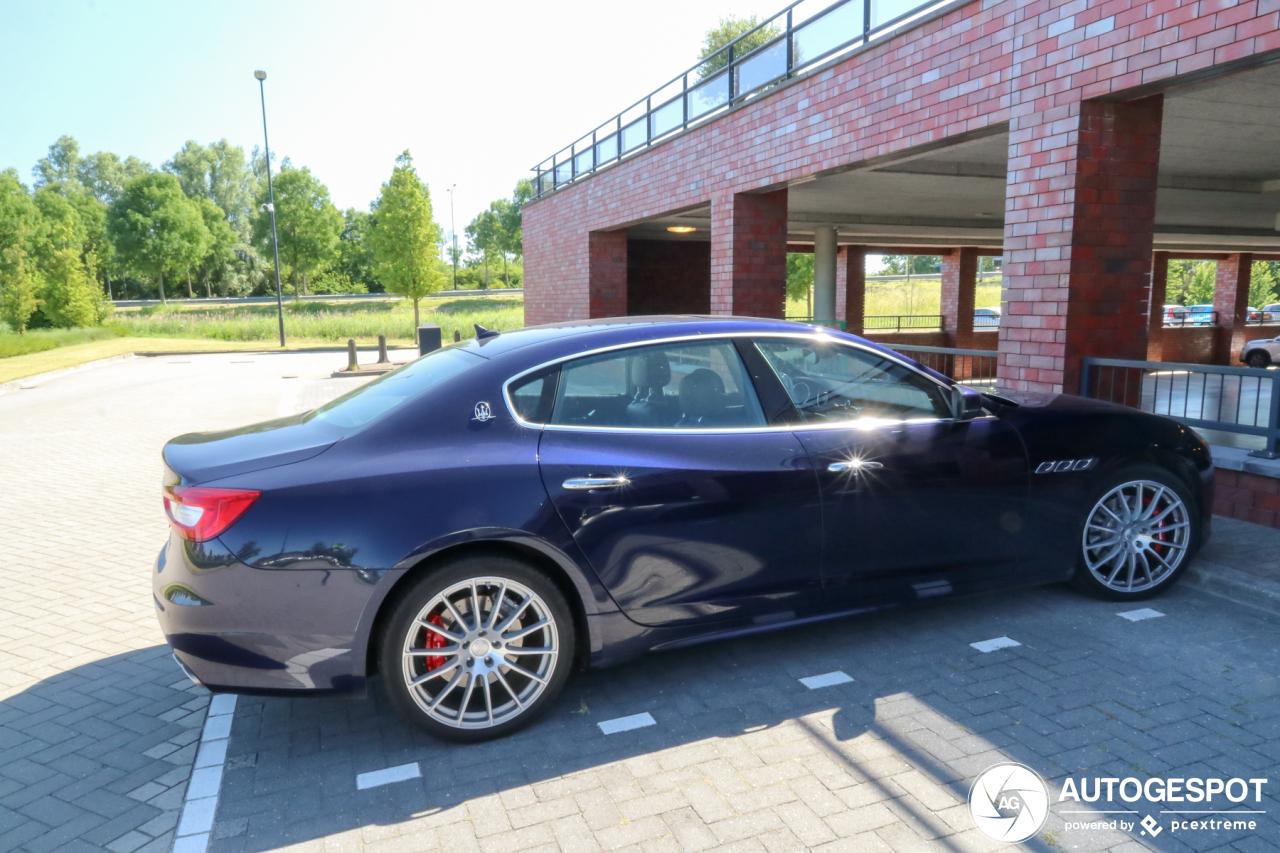 Maserati Quattroporte Diesel GranLusso - 17 juli 2019 ...