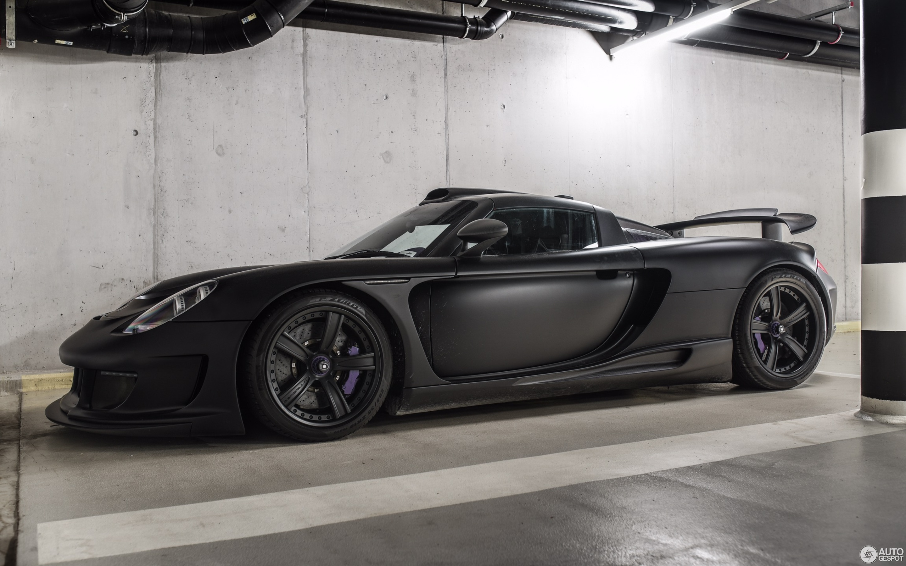 Gemballa Mirage Gt >> Gemballa Mirage Gt Black Edition 17 July 2019 Autogespot