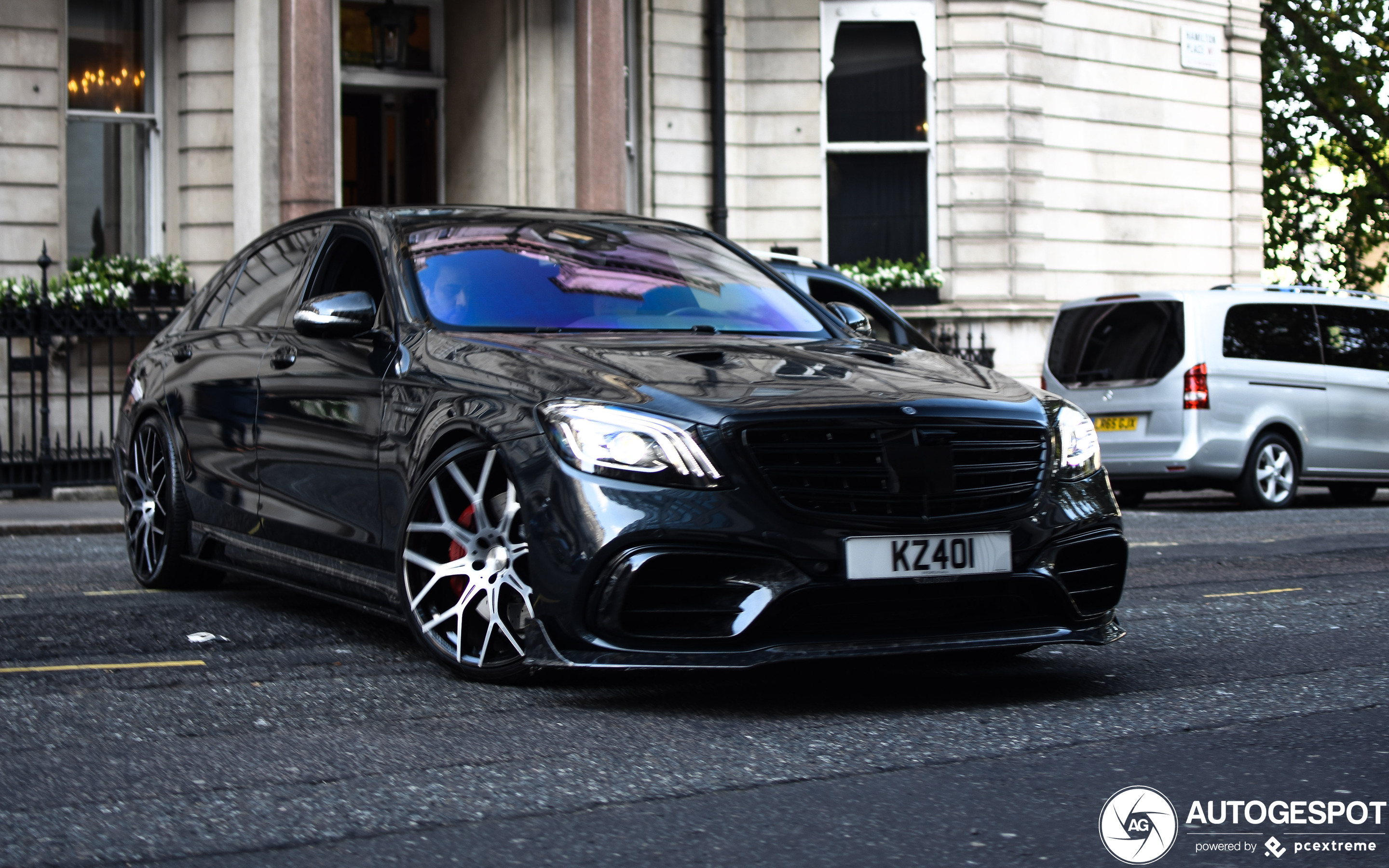 Mercedes-AMG S 63 V222 Mansory Signature Edition
