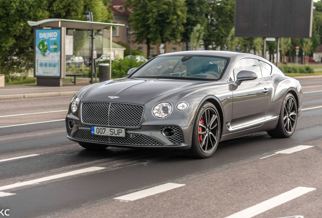 Bentley Continental GT 2018 First Edition