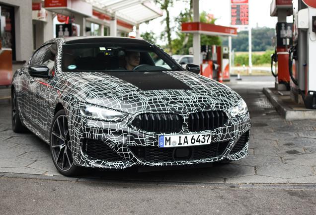 BMW 8 Series Gran Coupé G16
