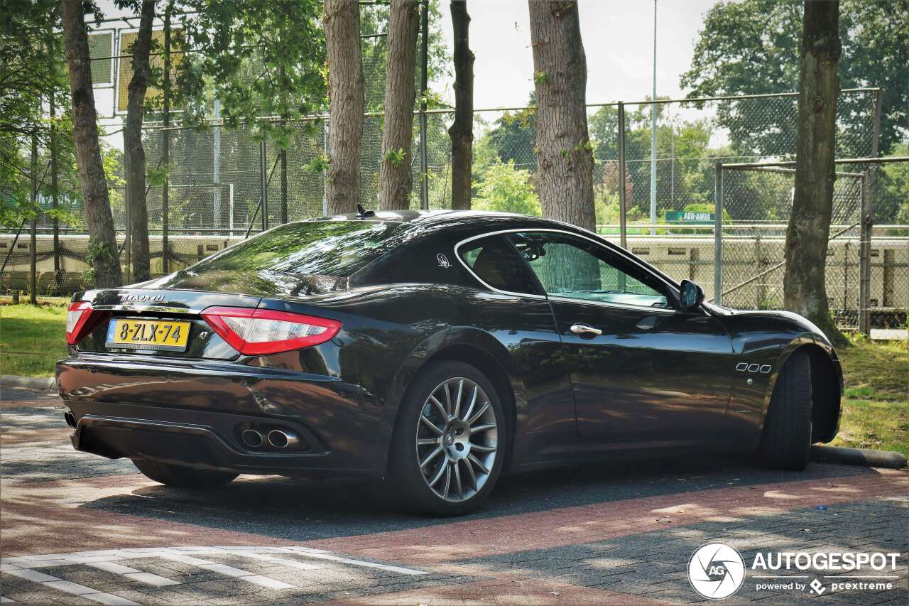 Maserati GranTurismo S Automatic - 18 July 2019 - Autogespot