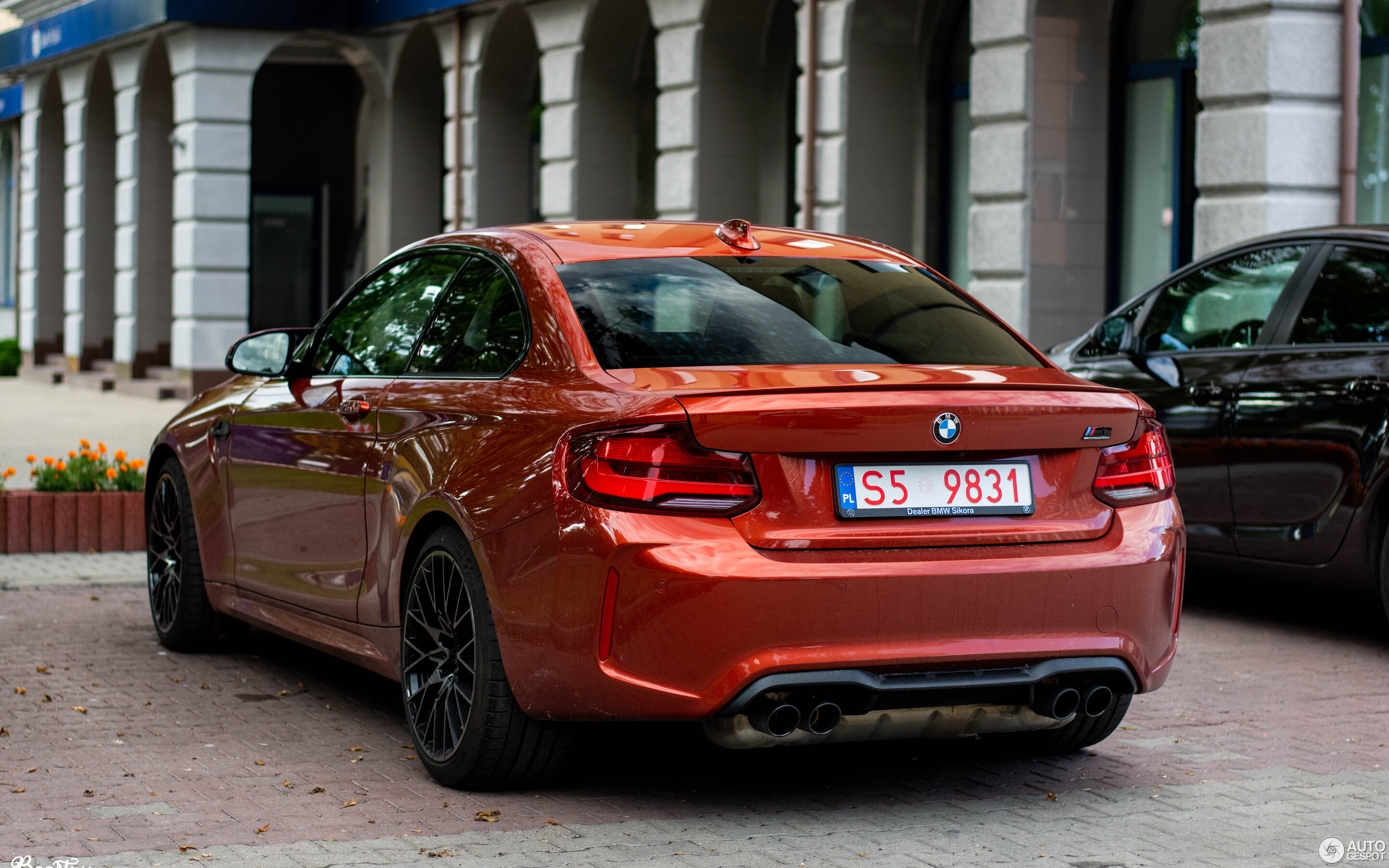 Bmw M2 Coupe F87 2018 Competition 18 July 2019 Autogespot