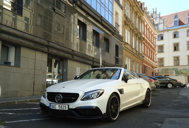 Mercedes-AMG Brabus C B40S-650 Convertible A205