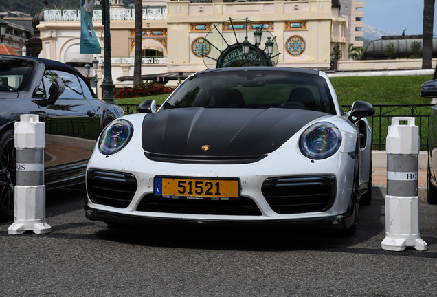 Porsche 991 Techart Turbo S MKII GTsport '1 of 30'