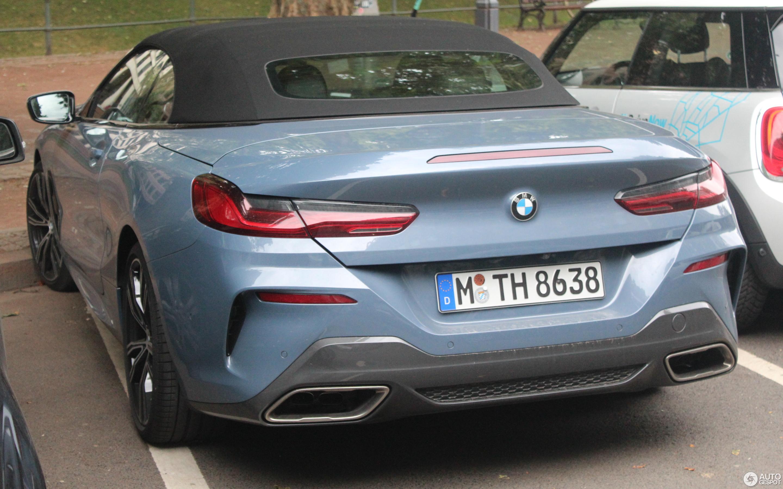 BMW M850i xDrive Cabriolet 2019