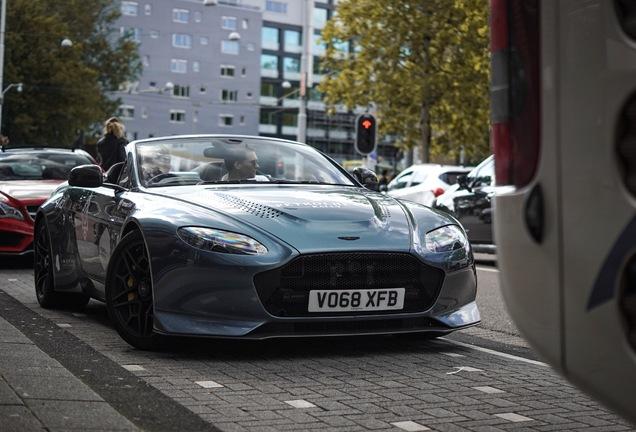 Aston Martin V12 Vantage V600 Roadster