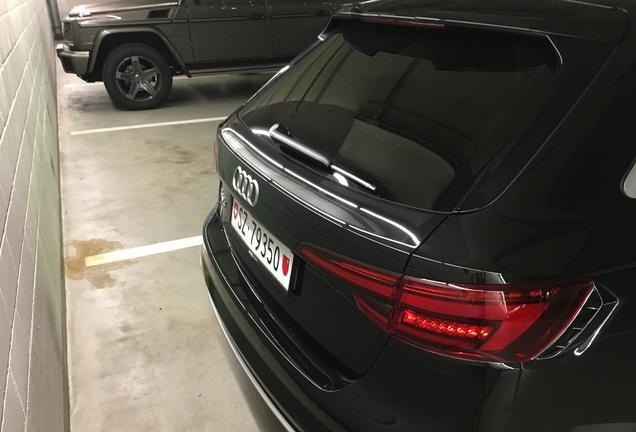 Audi Audi RS4 Avant B9
