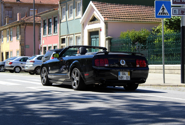Ford Mustang GT Convertible 45th Anniversary Edition