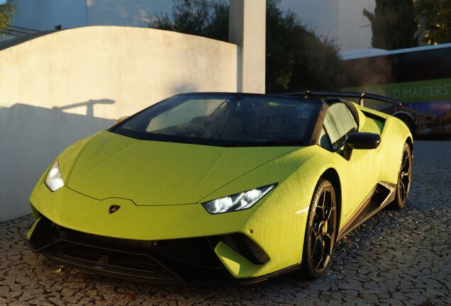 LamborghiniHuracán LP640-4 Performante Spyder