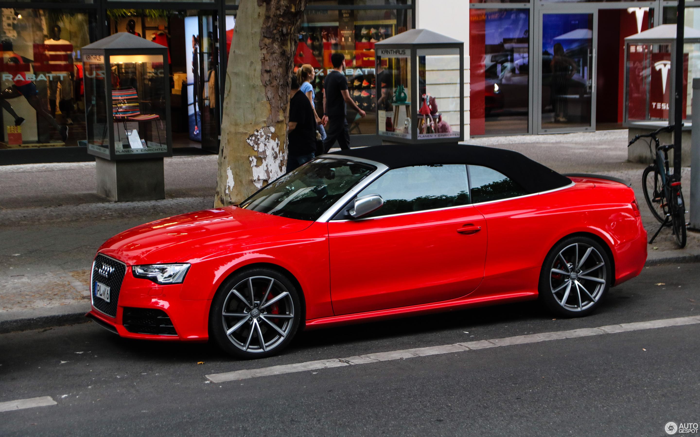 Audi RS5 Cabriolet B8 - 20 juli 2019 - Autogespot