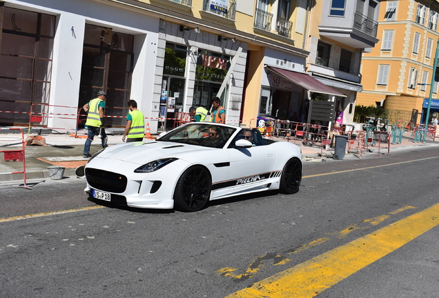 Jaguar Piecha Design F-TYPE S V8 Convertible