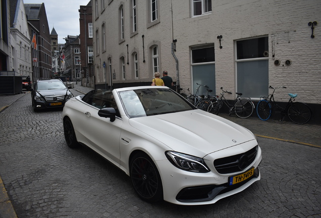Mercedes-AMG C 63 S Convertible A205