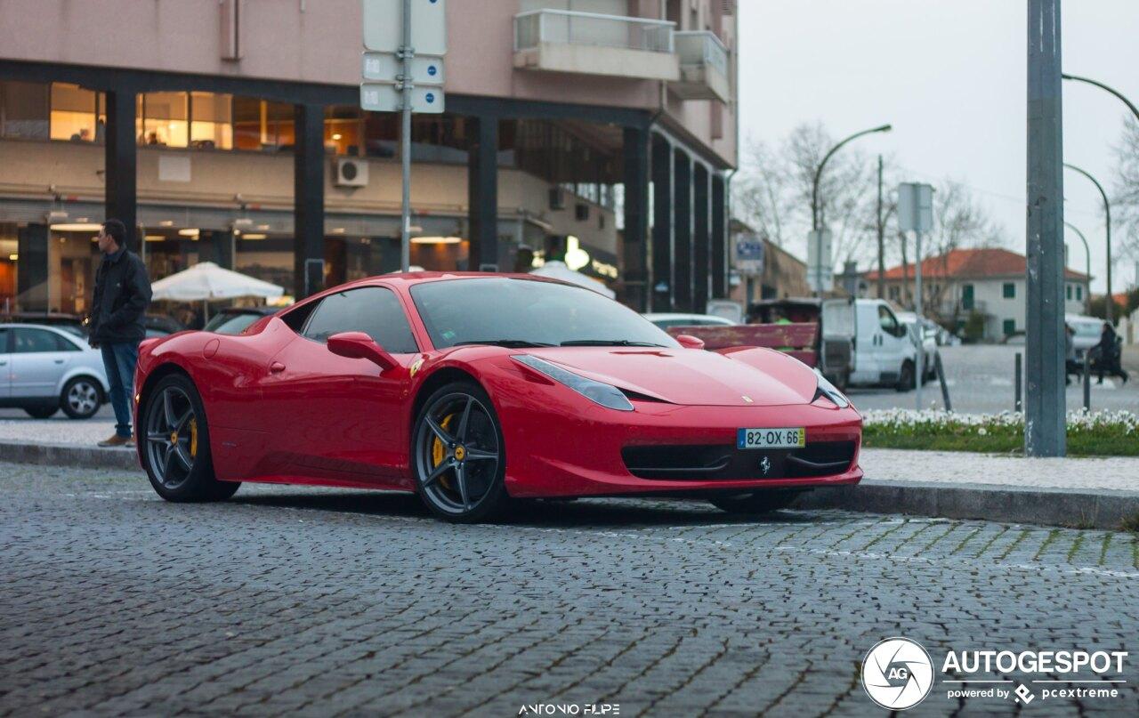 Ferrari 458 Italia - 21 July 2019 - Autogespot