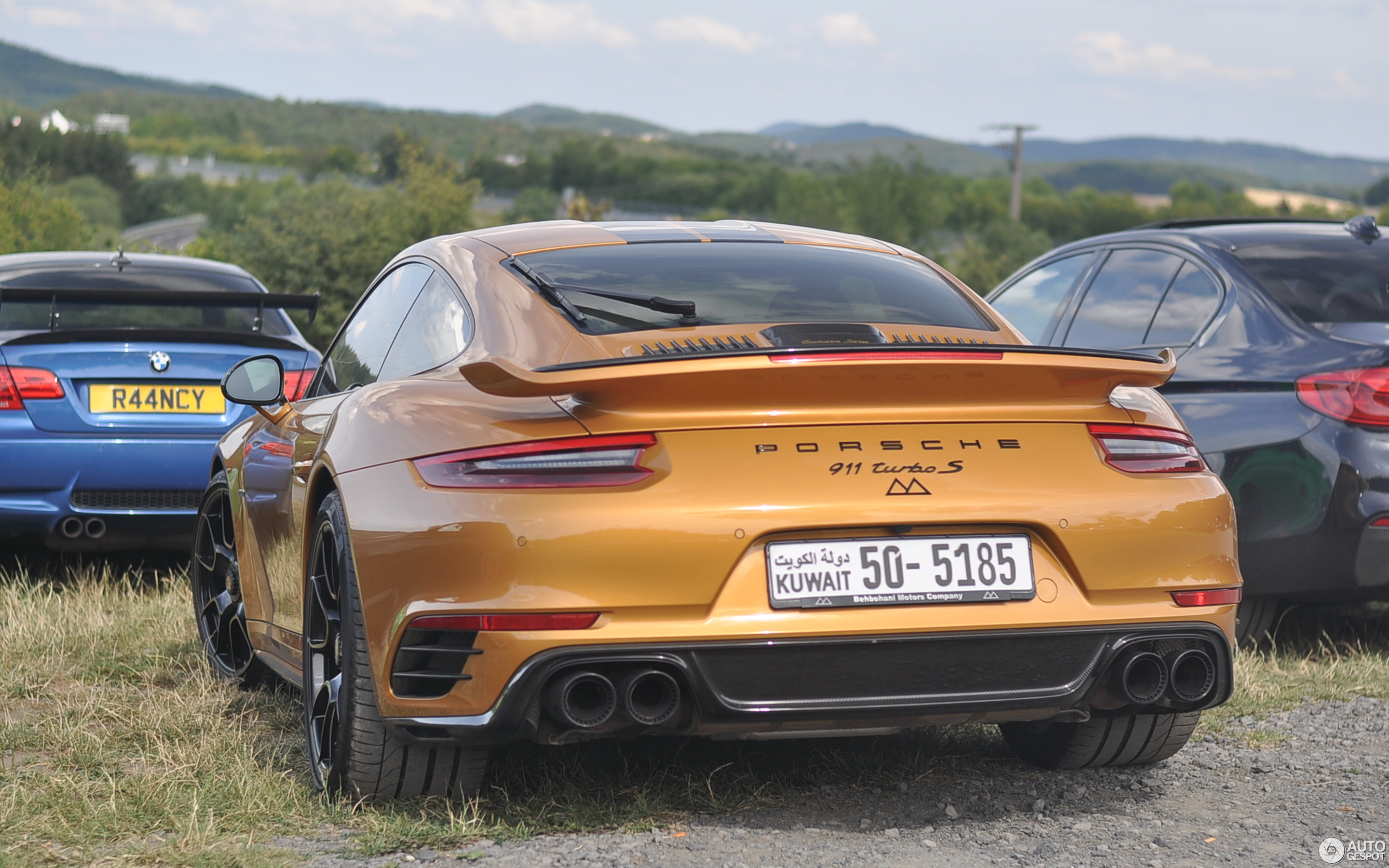 Porsche 991 Turbo S MkII Exclusive Series
