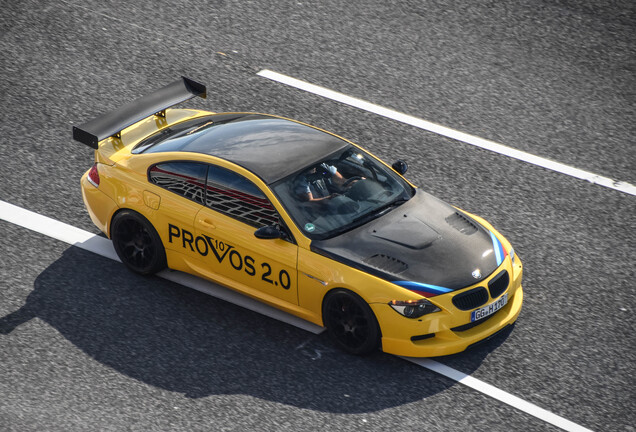 BMW M6 E63 Provos 2.0 AVG