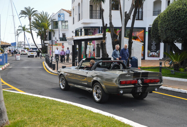 Ford Mustang Shelby G.T. 500E Eleanor Cabriolet