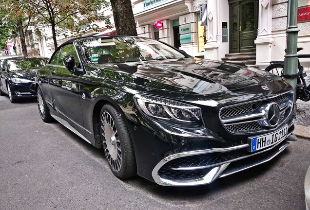 Mercedes-Maybach S 650 A217