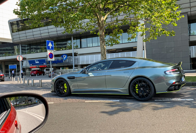 Aston Martin Rapide S AMR