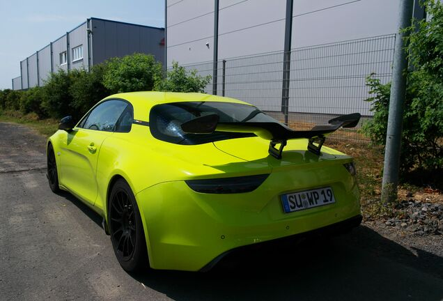 Alpine A110 2017 Waldow Performance WP300
