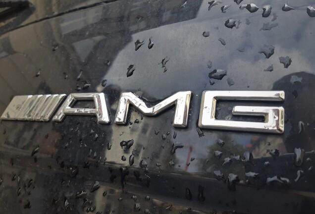Mercedes-Benz ML 63 AMG W164 2009